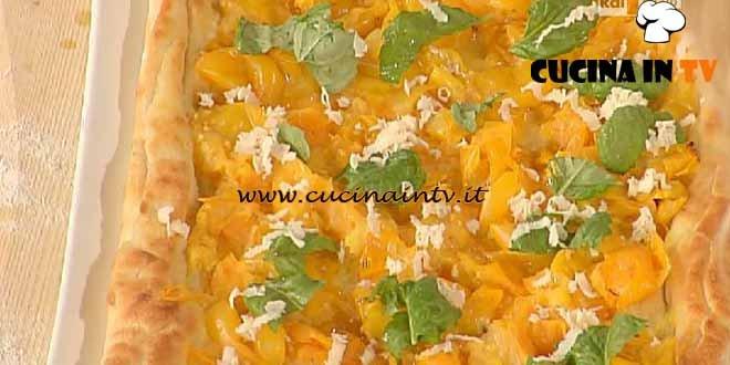 La Prova del Cuoco - Pizza al pomo d'oro e conciato romano ricetta Sorbillo