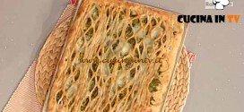 La Prova del Cuoco - Pizza ai 7 cereali con broccolo aprilatico e mozzarella di bufala ricetta Sorbillo