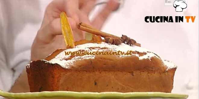 La Prova del Cuoco - Plumcake con metodo bignè ricetta Macellaro