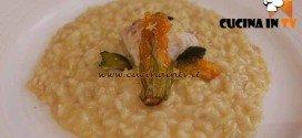 Masterchef 4 - ricetta Risotto al lavarello e zucca al limone di Paolo