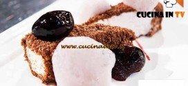 Masterchef 4 - ricetta Semifreddo all'amarena e galanga di Marion Lichtle