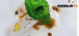 Masterchef 4 - ricetta Spatola Calabra di Federica
