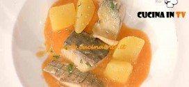 La Prova del Cuoco - Spezzatino di pesciacci ricetta Pascucci