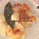 La Prova del Cuoco - Teglia golosa di patate limone e cocco ricetta Barzetti