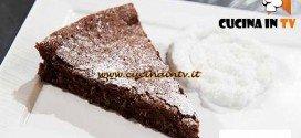 Masterchef 4 - ricetta Torta al cioccolato e peperoncino con crema di ricotta di Allan Bay e Manuela Vanni