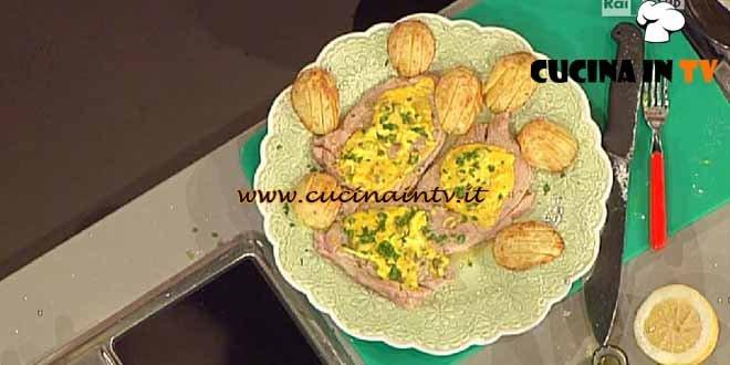 La Prova del Cuoco - Vitello alla besciamella ricetta Messeri