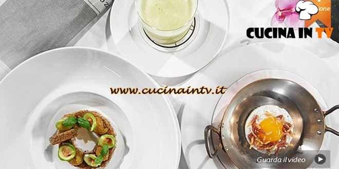 Masterchef 4 - ricetta Colazione dello chef Laera di Pasquale Laera
