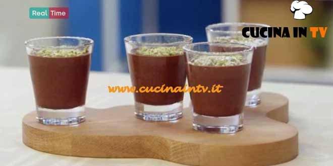 Molto Bene - ricetta Bicchierini di mousse di Benedetta Parodi