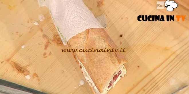 La Prova del Cuoco - Baguette casalinga ricetta Bonci