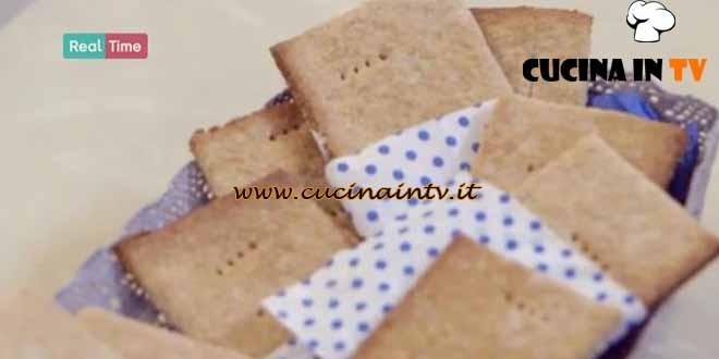 Crackers Al Miele Ricetta Benedetta Parodi Da Molto Bene