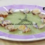 Molto Bene - ricetta Crema di zucchine con vongole sautè di Benedetta Parodi