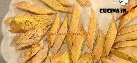 La Prova del Cuoco - Cantucci salati ricetta Moroni