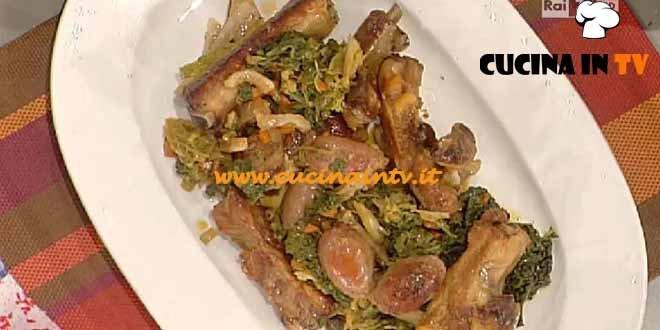La Prova del Cuoco - Cassoeula ricetta Bottega