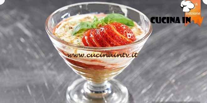 Masterchef 4 - ricetta Cheescake al cucchiaio di Paolo