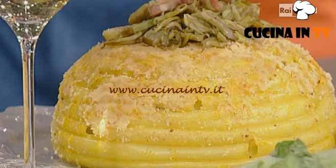 La Prova del Cuoco - Cupola di ziti ricetta Moroni