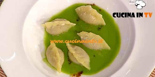 La Prova del Cuoco - Dim verza e ossobuco ricetta Genovese