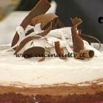 La Prova del Cuoco - Doppio cheesecake al cioccolato e cocco ricetta Romani