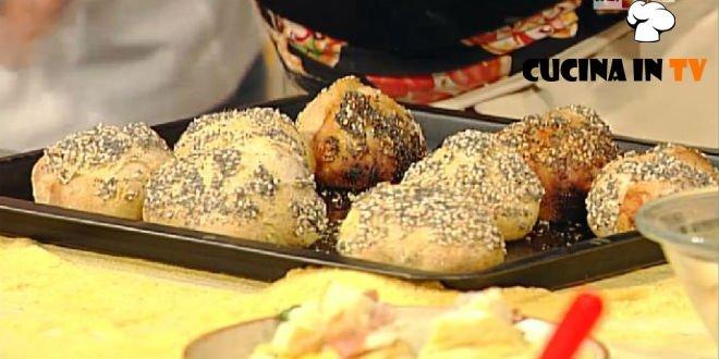 La Prova del Cuoco - Fagottini multicereali ricetta Bonci