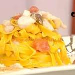 La Prova del Cuoco - Fettuccine alla cernia ricetta Pascucci