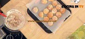 La Prova del Cuoco - Focaccine al grana ai tre burri ricetta Spisni