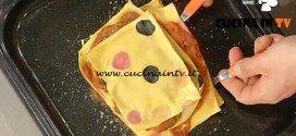La Prova del Cuoco - Lasagnette a pois ricetta Bongiovanni