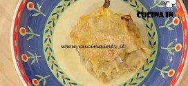La Prova del Cuoco - Lasagnette con indivia e bufala ricetta Spisni