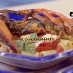 Molto Bene - ricetta Mezze maniche con astice e burrata di Benedetta Parodi