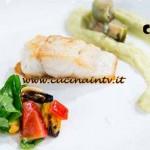 Masterchef 4 - ricetta Pagello fritto con cozze e verdure di Paolo
