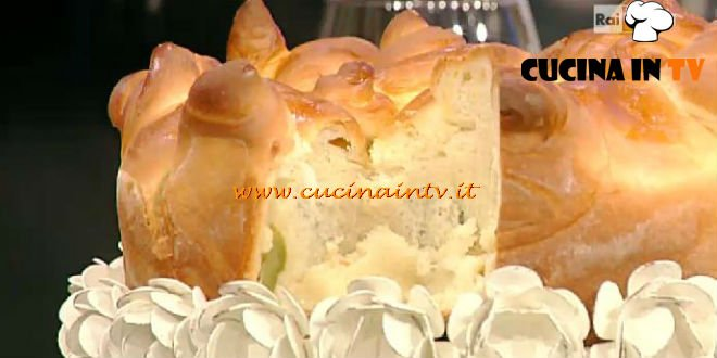 La Prova del Cuoco - Pan carciofo da convivio ricetta Barzetti