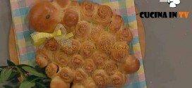 La Prova del Cuoco - Pan soffice di Pasqua ricetta Cattelani