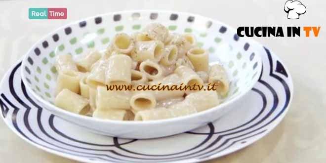 Molto Bene - ricetta Pasta cacio e pepe di Benedetta Parodi