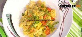 La Prova del Cuoco - Pasta di primavera ricetta Santamaria