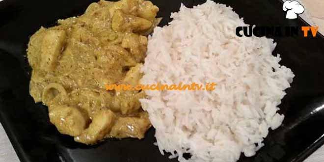 Cotto e mangiato - Pesce al latte di cocco ricetta Tessa Gelisio