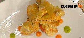 La Prova del Cuoco - Pollo con i peperoni ricetta Bottega