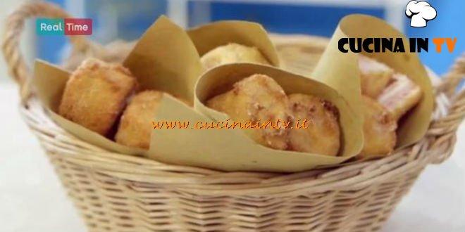 Molto Bene - ricetta Roll toast fritto di Benedetta Parodi