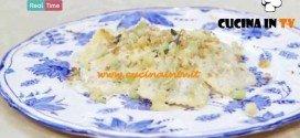 Molto Bene - ricetta Ravioli con salsa di noci e panure al sedano di Benedetta Parodi