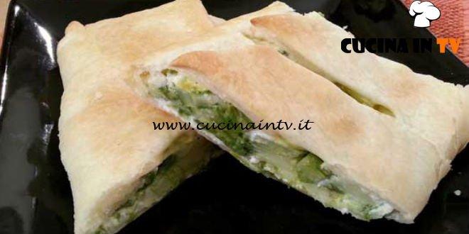 Cotto e mangiato - Rotolo asparagi e patate ricetta Tessa Gelisio