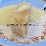Molto Bene - ricetta Strudel con crema inglese di Benedetta Parodi