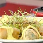 La Prova del Cuoco - Strudel di torta Pasqualina ricetta Risso