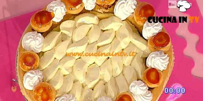 Dolci dopo il tiggì - ricetta della Saint-honorè di Luca Montersino