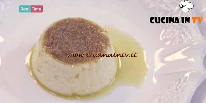Molto Bene - ricetta Sformato di Topinambur con bagna cauda di Benedetta Parodi