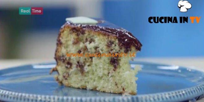 Molto Bene - ricetta Torta menta e gocce di cioccolato di Benedetta Parodi