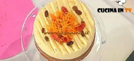 Dolci dopo il Tiggì - ricetta Torta all'arancia e cioccolato