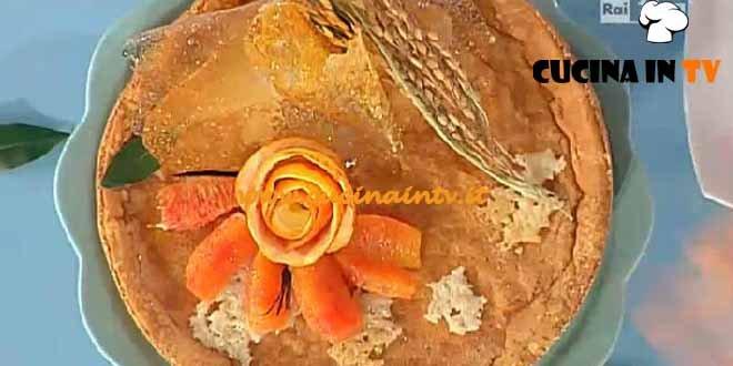 Dolci dopo il Tiggì - ricetta Torta di riso di farneta