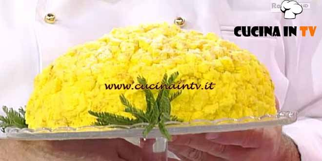 Dolci dopo il Tiggì - ricetta Torta mimosa