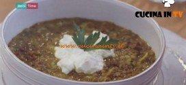 Molto Bene - ricetta Zuppa di lenticchia speziata di Benedetta Parodi