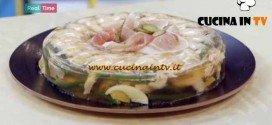 Molto Bene - ricetta Aspic di pollo di Benedetta Parodi