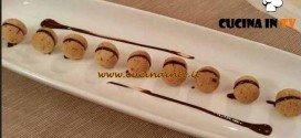 Cotto e mangiato - Baci di dama ricetta Tessa Gelisio