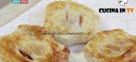 Molto Bene - ricetta Capesante e carciofi in crosta di sfoglia di Benedetta Parodi