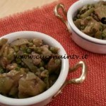 Cotto e mangiato - Carciofi fave e piselli ricetta Tessa Gelisio
